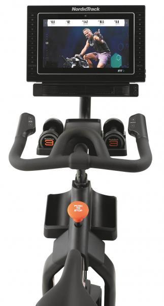 Cyklotrenažér NordicTrack Commercial S15i PC