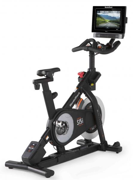 Cyklotrenažér NordicTrack Commercial S15i profilová