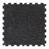 Podlaha PUZZLE PROFI CF 8 mm / 100x100 / černo-šedá 10%