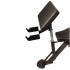 FINNLO MAXIMUM Bicepsový adaptér pro FT1 a FT2