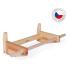FITHAM Závěsná hrazda dřevěná LUX