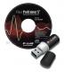CD s programem POLAR ProTrainer5 v češtině + IrDA