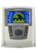 LCD displej rotopedu šedo-stříbrného Tunturi E30