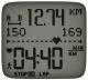 polar rs400 displayg