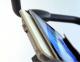 Tablet lze zacvaknout přímo na počítač fitness stroje Tunturi pure bike 4.0