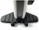 stroj je vybaven transportními kolečky pro snazší manipulaci - TUNTURI PURE BIKE U 4.0