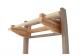 STOLL Závěsná hrazda dřevo