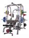 Posilovací lavice s kladkou Formerfit Multipress kombi 380