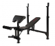 Marcy Olympic Width Barbell Bench BE5000