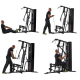 Marcy Deluxe Home Gym HG5000