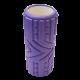 Masážní válec 33 cm YATE fialový stojící