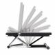 Posilovací lavice na bench press bench personal 2 chromeg