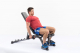Posilovací lavice na břicho TRINFIT Vario LX7  bicepsg