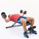 Posilovací lavice na břicho TRINFIT Vario LX6 cvik 06g