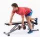Posilovací lavice na břicho TRINFIT Vario LX6 cvik 12g