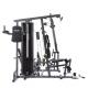 Posilovací věž  TRINFIT Gym GX7 bočníg