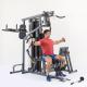 Posilovací věž  TRINFIT Gym GX7 cviky 15g