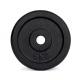 Litinový kotouč černý lakovaný 5kgg