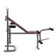 Posilovací lavice na bench press TRINFIT Bench FX2 zbokug