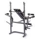 Posilovací lavice na bench press TRINFIT Bench FX2 zezadug