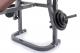 Posilovací lavice na bench press TRINFIT Bench FX2 detail závažíg