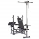 Posilovací lavice na bench press TRINFIT Bench FX5 s kladkoug
