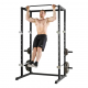 Stojan na činku TUNTURI WT60 Cross Fit Rack shyby