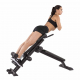 Posilovací lavice na břicho Tunturi CT80 Core Trainer cvik 2g