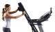 Běžecký pás NordicTrack T10.0 složený