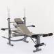 Posilovací lavice na bench press TRINFIT Bench FX3 pohyb1g