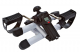 Mini rotoped Mini bike skládací TUNTURI Foldable složený
