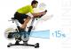 Cyklotrenažér proform TDF 1.0 sklong