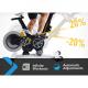 Cyklotrenažér proform TDF 2.0 sklong