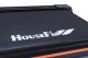 Běžecký pás HouseFit Tempo 20 logo na pásug