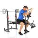 Posilovací lavice na bench press Hammer Bermuda XT Pro biceps