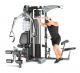 Posilovací věž  FINNLO MAXIMUM M5 multi-gym tricepsové tlaky za hlavou