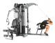 Posilovací věž  FINNLO MAXIMUM M5 multi-gym tricepsové tlaky