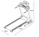 Běžecký pás HouseFit SPIRO 20 rozměry trenažéru