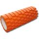 Masážní válec Foam roller 33 cm TUNTURI oranžový