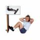 Posilovací stroj na břicho Opěrka nohou pod dveře na cvičení břicha TUNTURI obrázek