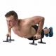 Opěrky na kliky TUNTURI kovové workout