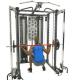 Posilovací lavice s kladkou FINNLO MAXIMUM SCS Smith Cage System cvik dřep