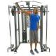Posilovací lavice s kladkou FINNLO MAXIMUM SCS Smith Cage System cvik ramena
