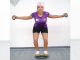 Balanční deska MFT Trim Disc workout 3