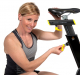Cyklotrenažér FINNLO Speedbike PRO - nastavení sedla