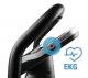 Rotoped FINNLO EXUM XTR - měření srdečního tepu