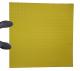 Tatami Taekwondo 100 x 100 x 2 cm žlutá strana