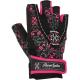 Dámské fitness rukavice POWER SYSTEM Classy růžové