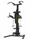 Posilovací lavice na břicho TUNTURI PT80 Power Tower konstrukce