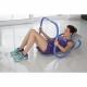 Posilovací lavice na břicho Ab Roller Basic KETTLER modrý workout 1